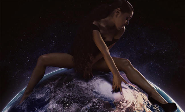 Ariana Grande's 'God Is A Woman' could have inspired a Lush bath bomb