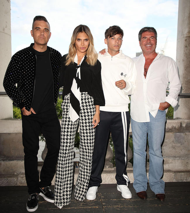 Louis Tomlinson reveals X Factor judging role won't affect album release