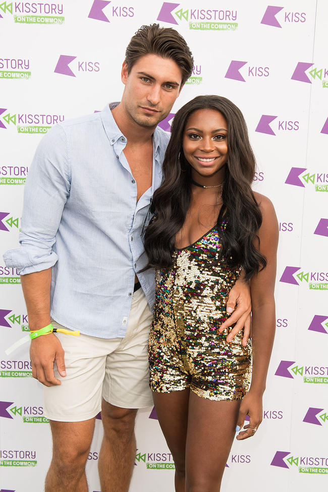 Love Island's Frankie accused of cheating on Samira Mighty before reunion