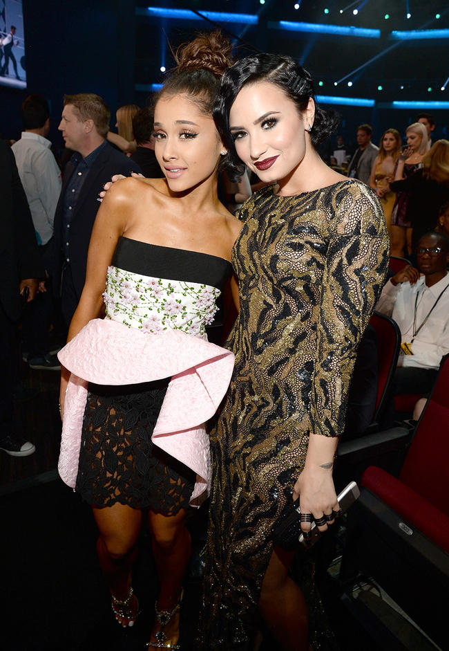 Ariana Grande's mum Joan has penned emotional message about Demi Lovato's hospitalisation