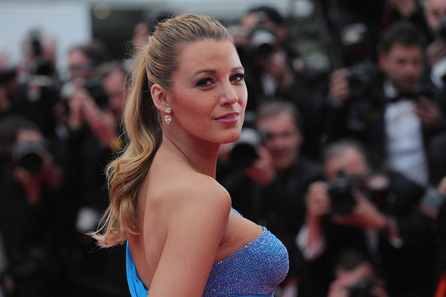 Fan notices Blake Lively dressed up as Baby Spice at Spice Girls concert