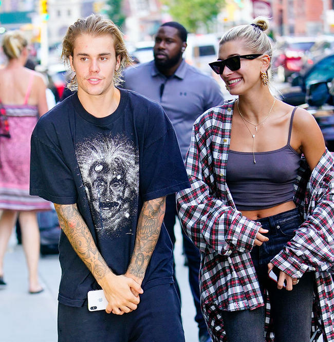 Justin Bieber reveals what he and Hailey Baldwin were crying about in paparazzi shots