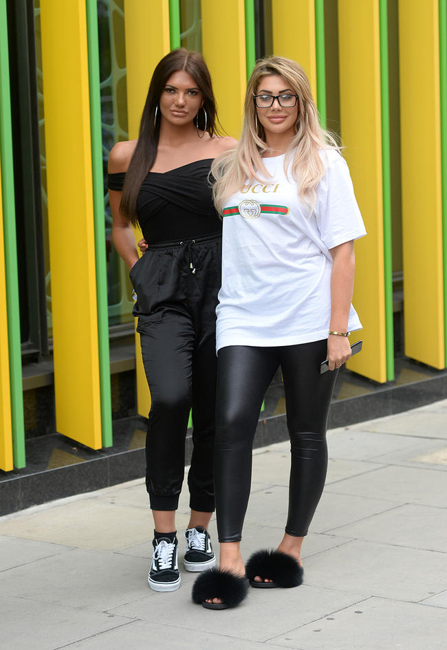 Chloe Ferry throws her support behind Abbie Holborn as fake friend surfaces from the past
