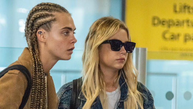 Cara Delevingne and Ashely Benson are reportedly married