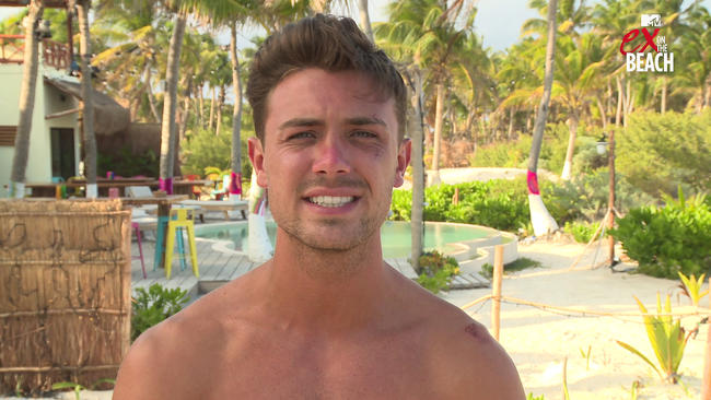 Ex On The Beach's Bobby Ballard opens up about ex Bayley Jenkins' arrival