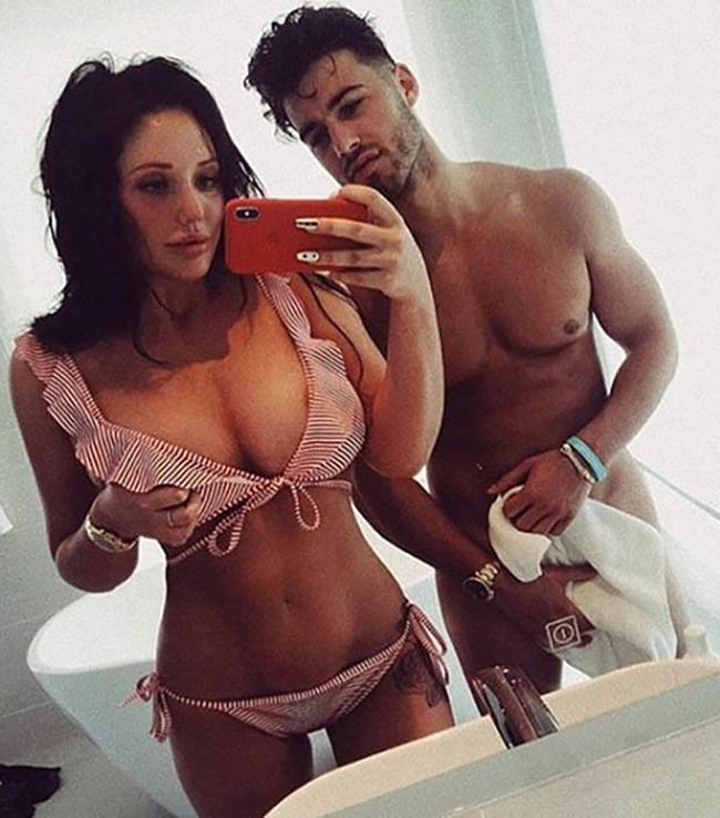 Charlotte Crosby is calling out Josh Ritchie for not being like Justin Bieber