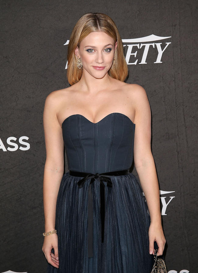 Riverdale's Lili Reinhart opens up about rumoured split with Cole Sprouse