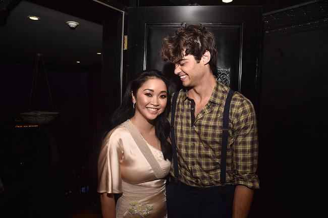Noah Centineo has a controversial idea for a To All The Boys I've Loved Before sequel