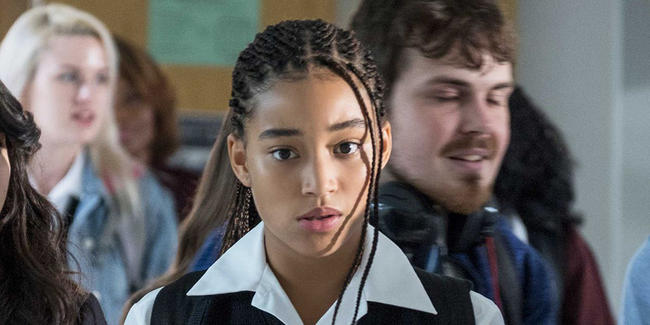 Amandla Stenberg opens up about colourism debate in The Hate U Give