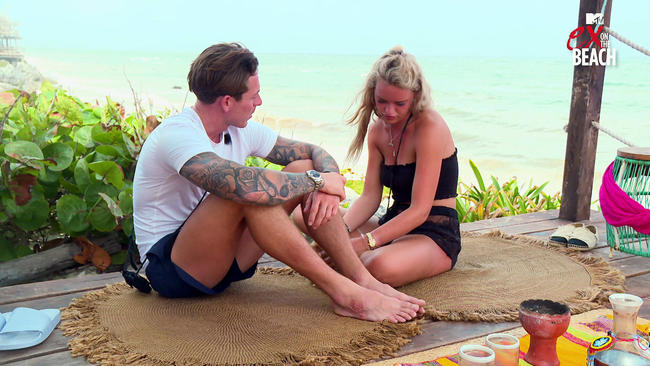 Ex On The Beach's Daisy Robins talks being pied by ex Matty B
