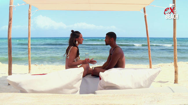 Ex On The Beach's Josiah Miller talks future with Angelica Fomia