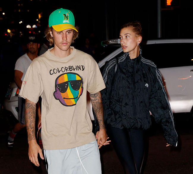 Justin Bieber And Hailey Baldwin Married At New York Courthouse