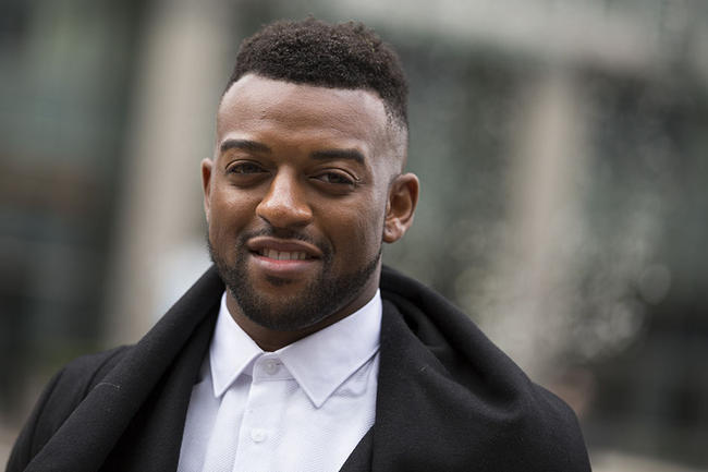 Oritse Williams charged with raping a fan in a Wolverhampton hotel room
