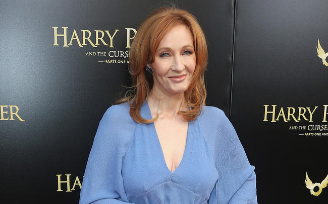 How much Harry Potter author JK Rowling makes per hour