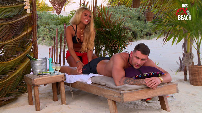 Ex On The Beach's Jack Devlin talks his date with Bayley Jenkins