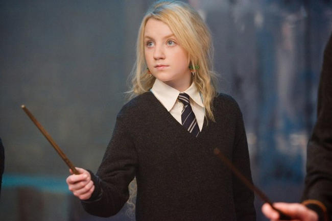 Evanna Lynch reveals Harry Potter helped her through eating disorder