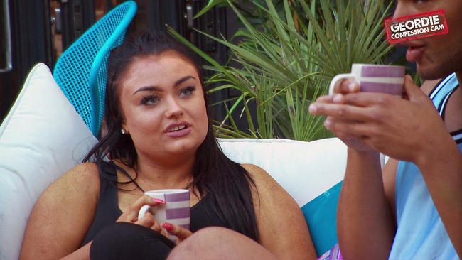 Geordie Shore's Chloe Ferry wants to know more about Faith Mullen's religion