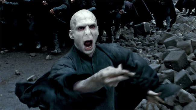 Harry Potter fans have been pronouncing Lord Voldemort's name wrong