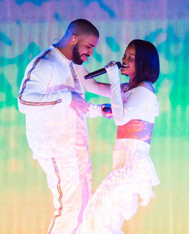Drake admitted he wanted to have babies with Rihanna