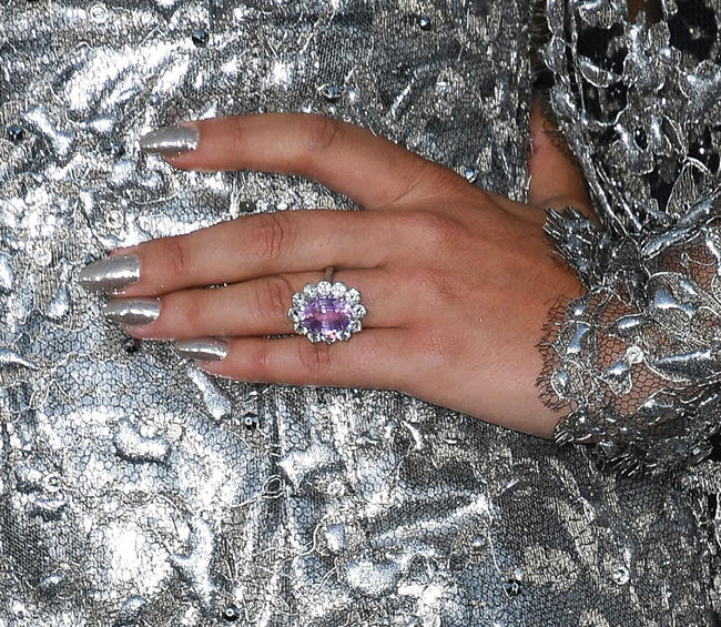 Lady Gaga S Engagement Ring Is The Most Beautiful And And