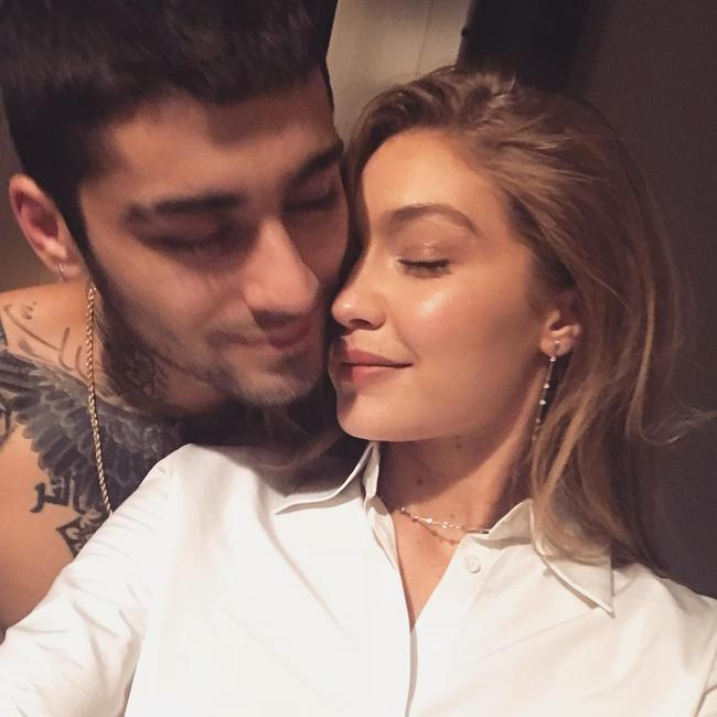 Does this mean Zayn and Gigi are back together again?
