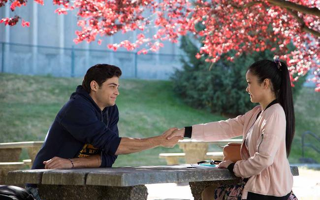 Noah Centineo wants To All The Boys I've Loved Before to be like Twilight