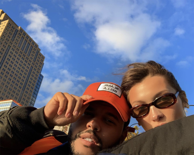Bella Hadid and The Weeknd had the cutest date in New York city