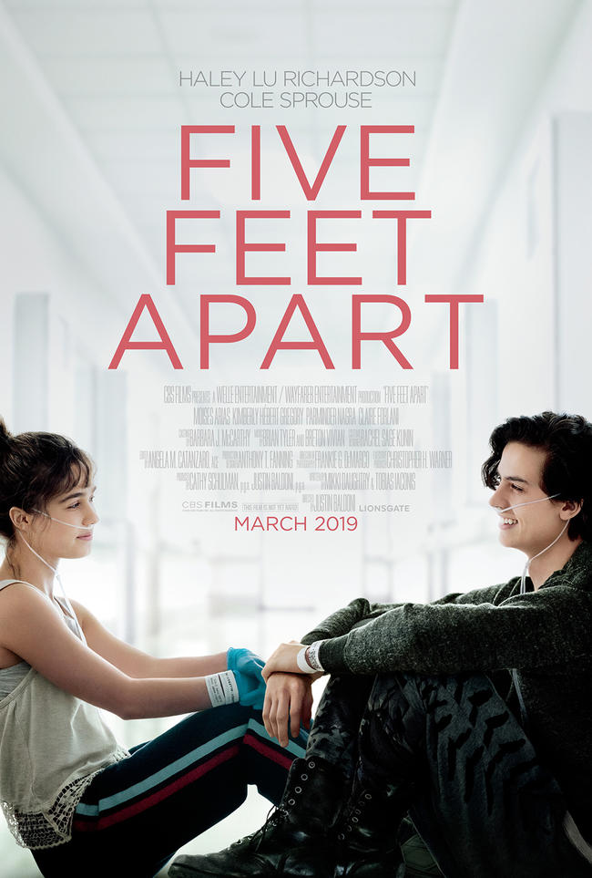 Cole Sprouse opens up about responsiblity of new movie Five Feet Apart