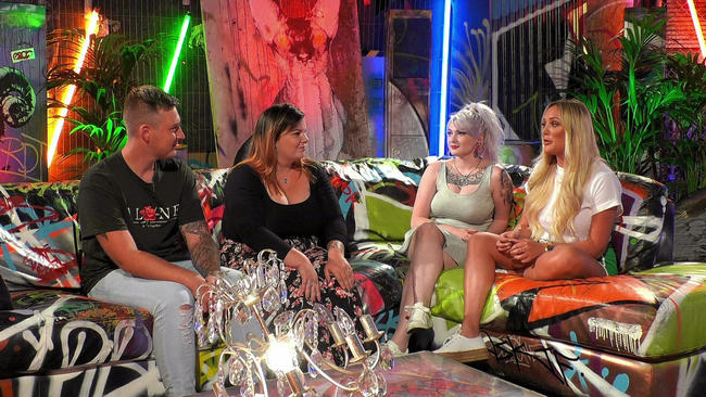 Just Tattoo Of Us host Charlotte Crosby drops an engagement hint to Josh Ritchie