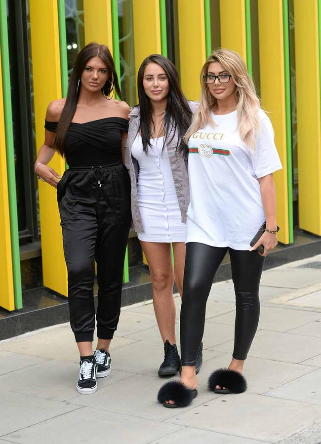 Chloe Ferry weighs in on Kim Kardashian's Halloween outfit