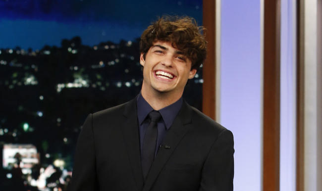 Noah Centineo singing a Justin Bieber track is today's required viewing