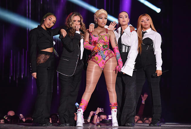 Little Mix Release Best Song Off 'LM5' To Date;