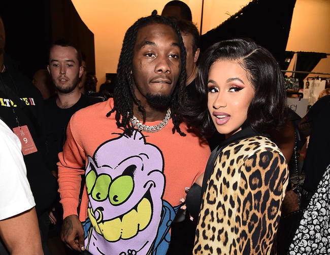 Cardi B opens up about how Offset manages to keep her calm