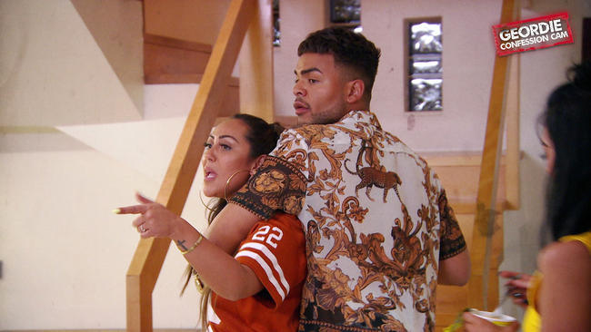 Geordie Shore's Sophie Kasaei admits she regrets punching Sam Gowland