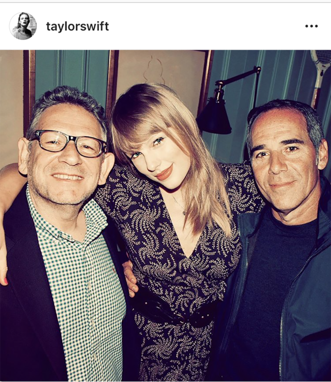 Taylor Swift ensures UMG artists will profit from Spotify shares