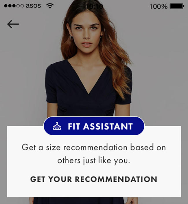 ASOS Are Now Asking For Your Height And Weight And Here's