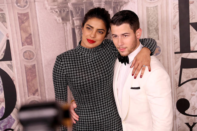 Priyanka Chopra and Nick Jonas are preparing for their wedding