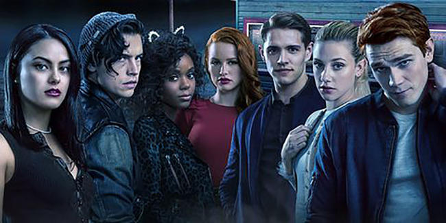 Riverdale fans given the first glimpse at Jellybean Jones and Jughead's mum Gladys