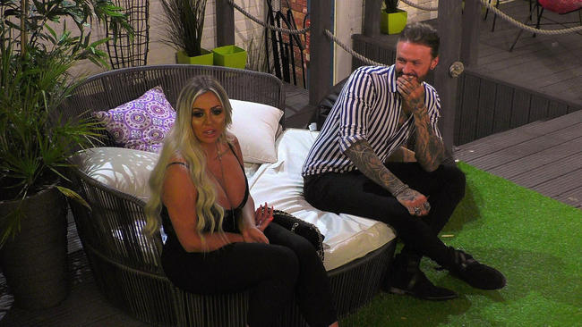 Geordie Shore's Holly Hagan and Kyle Christie get final closure