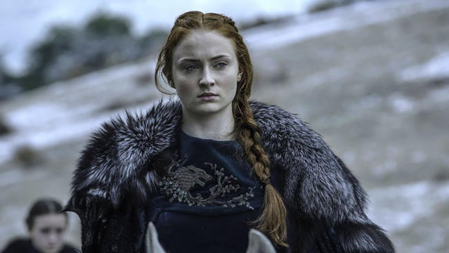 Sophie Turner wasn't allowed to do this one thing while filming Game Of Thrones