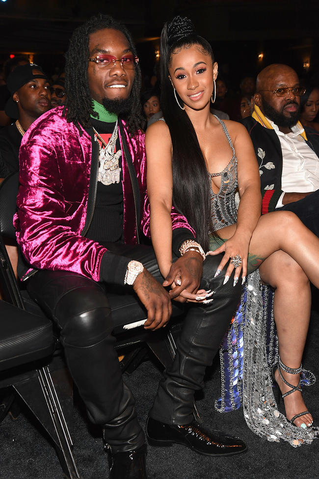 Cardi B and Offset are reportedly on the brink of getting back together