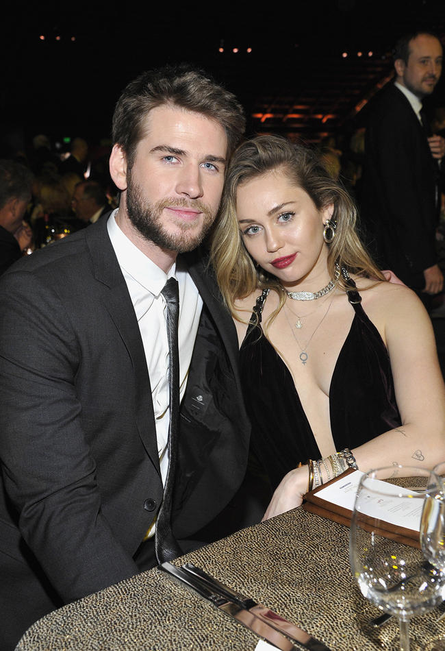 Liam Hemsworth opens up about being married to Miley Cyrus