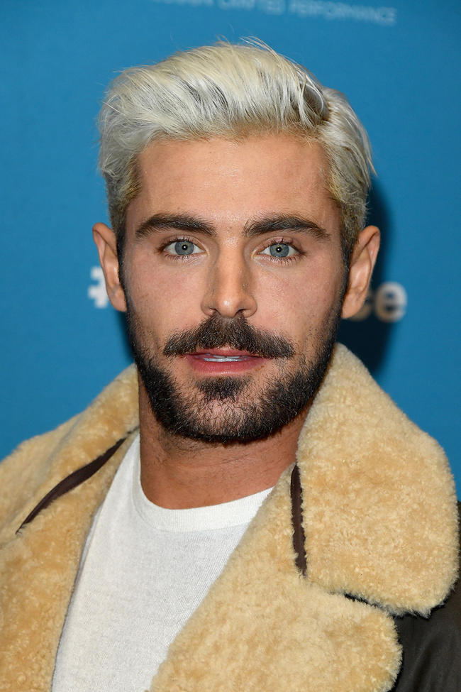 Zac Efron Has Dyed His...
