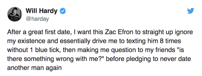 Zac Efron has gone blond are people are losing their minds online