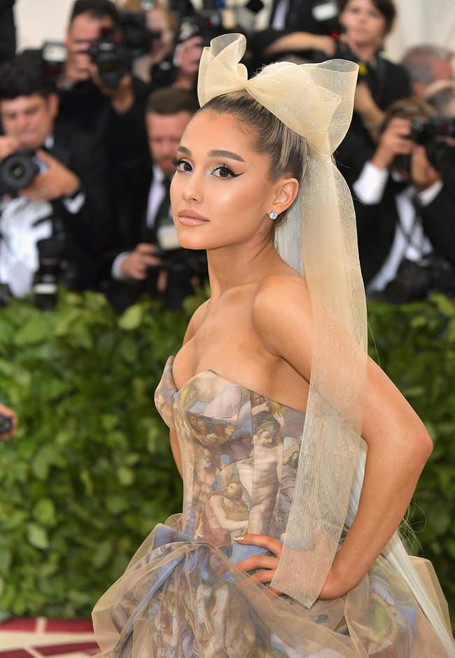 Ariana Grande responds to claims of cultural appropriation
