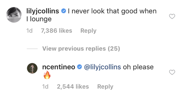 Are Lily Collins and Noah Centineo dating?