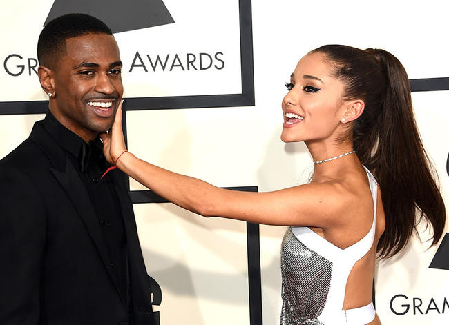 Does this mean Ariana Grande and Big Sean are getting back together?