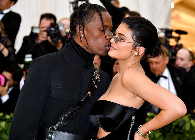 Travis Scott denies cheating on Kylie Jenner amid claims she 'found evidence'