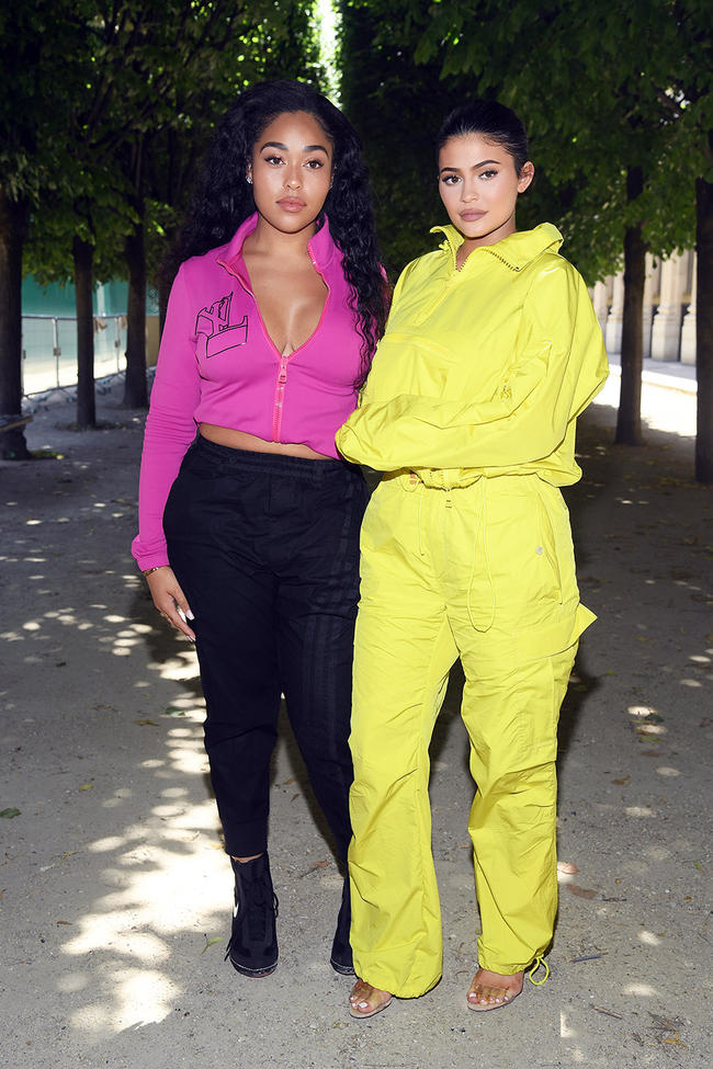 Kylie Jenner and Jordyn Woods reportedly trying to rebuild their friendship