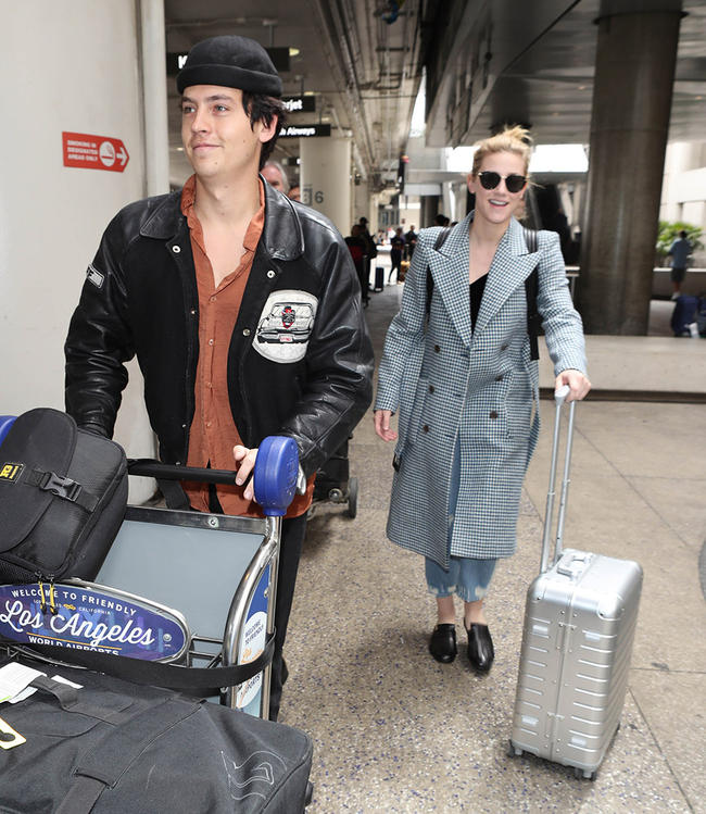 Cole Sprouse reveals the most romantic thing he's done for Lili Reinhart
